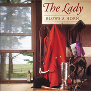 Cover: The Lady Blows A Horn